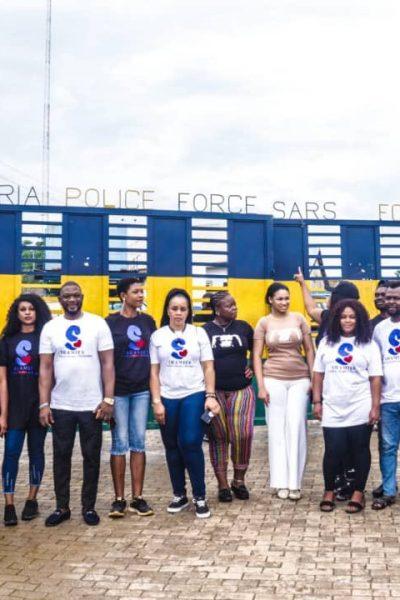 Visit to SARS (2)